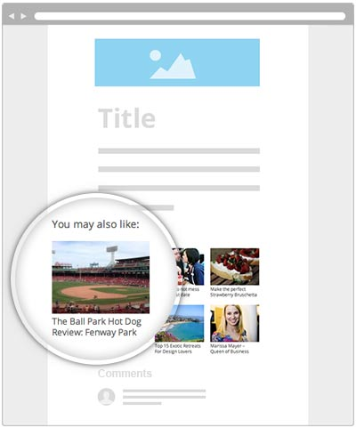 Website Tools: Related Content